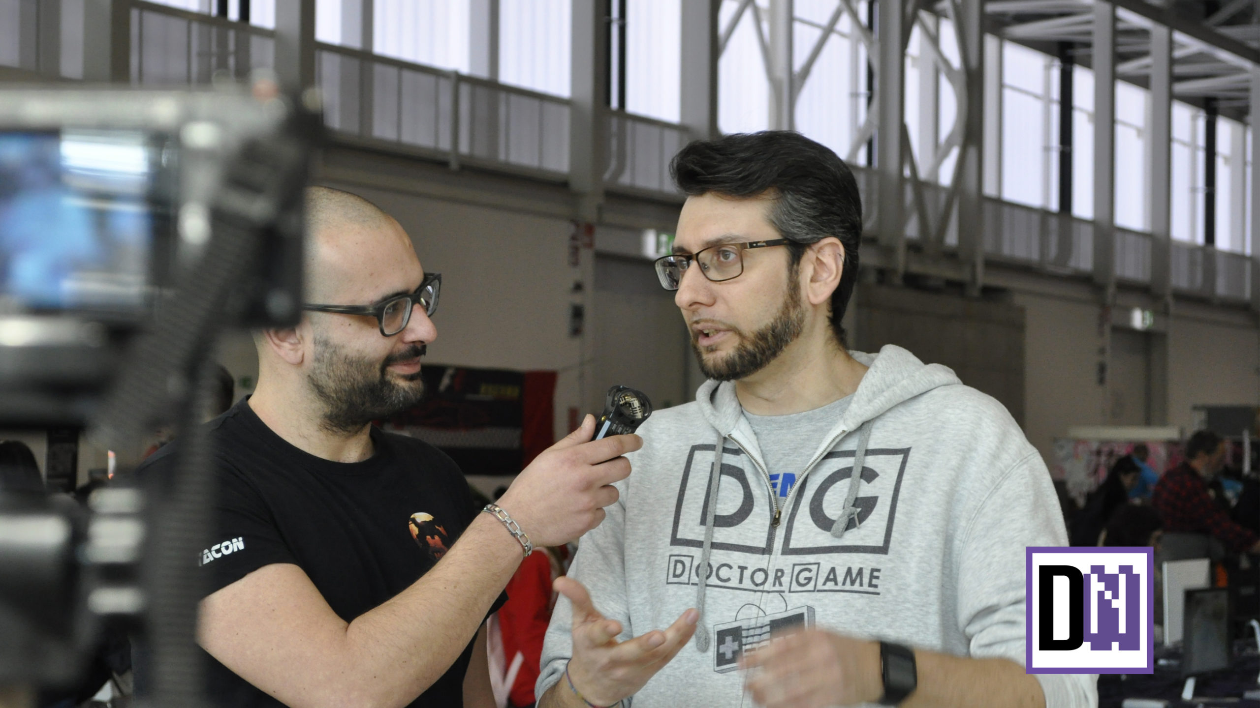 doctor-game-intervista-nerd-show-bologna