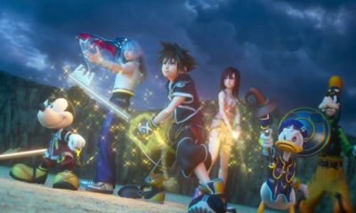 kingdom hearts serie disney