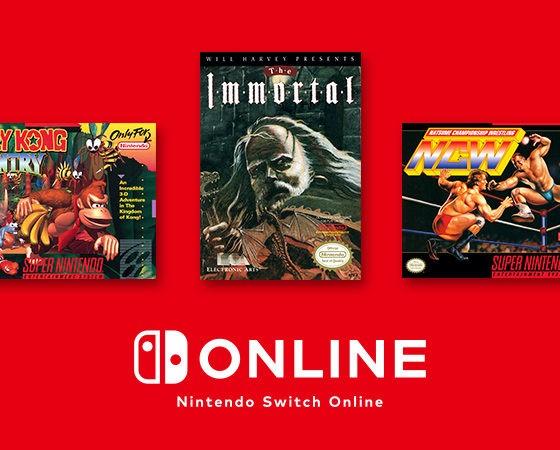 Nintendo-switch-Online-Luglio