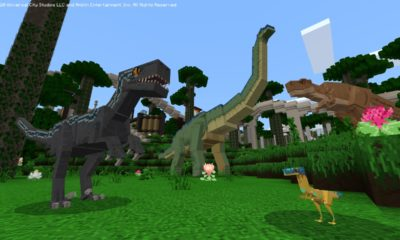 Jurassic-world-minecraft-DLC