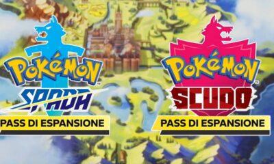 pokemon spada scudo dlc pass espansione