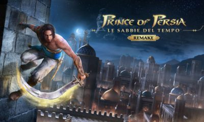 prince of persia sabbie del tempo remake