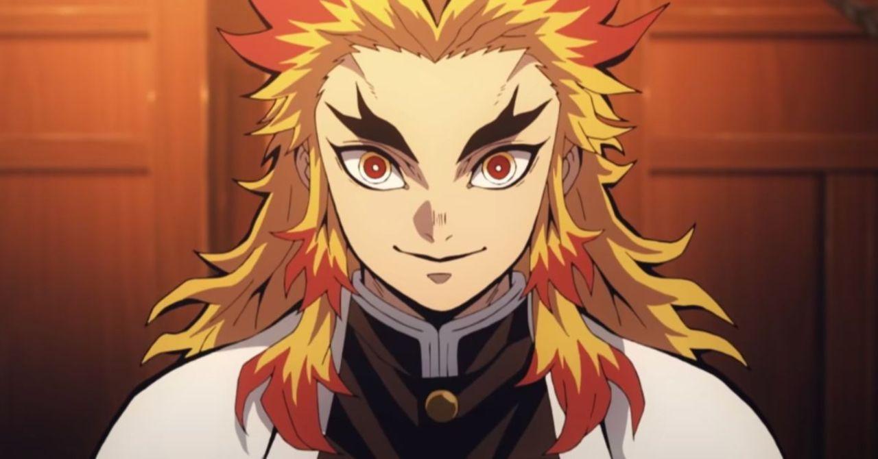 demon slayer Infinity Train kimetsu no yaiba