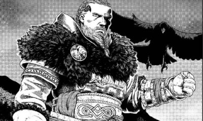 assassin's creed valhalla e vinland saga crossover