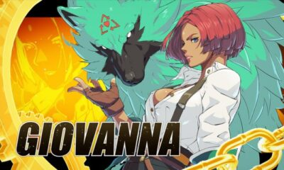 Guilty Gear – STRIVE - giovanna