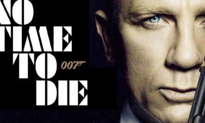 no time to die james bond rinviato