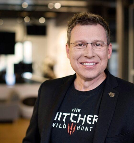 CD Projekt Red CEO