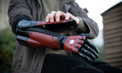 Metal Gear Solid bionic arm