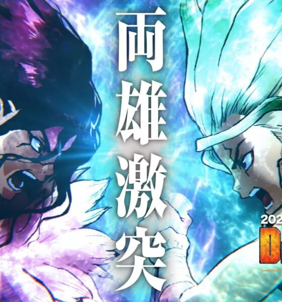 dr stone 2 stone wars
