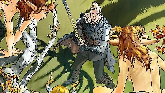 Dragonero: Il Ribelle-Le figlie di Karnon
