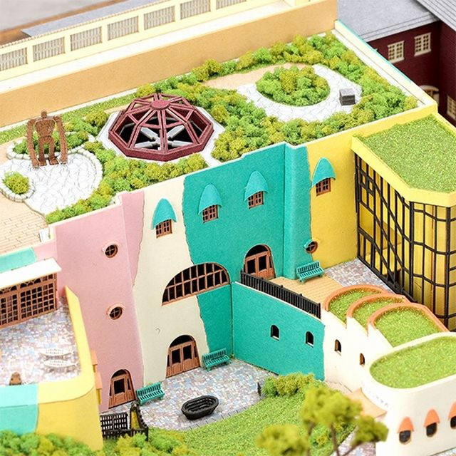 mg colori museo ghibli