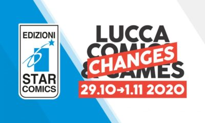 star comics annunci lucca comics changes 2020