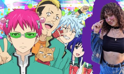 The Disastrous Life of Saiki K consigli