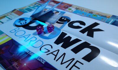 Lock-Down-Boardgame