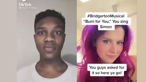 bridgerton musical tik tok