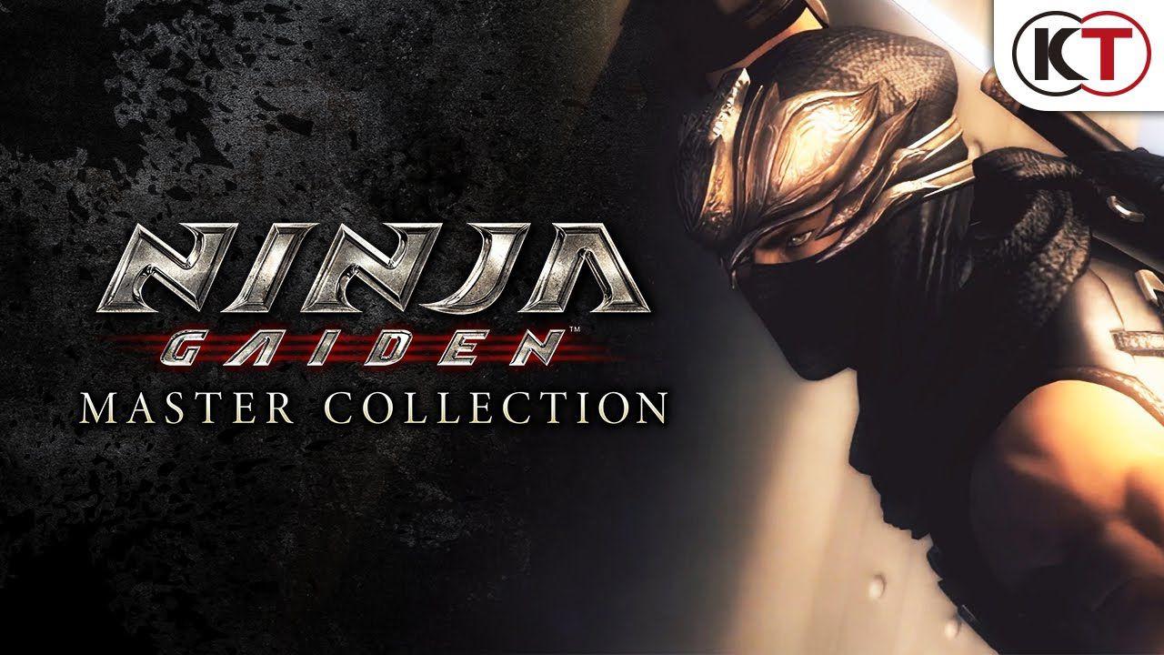 Ninja Gaiden Master Collection: il trailer ufficiale
