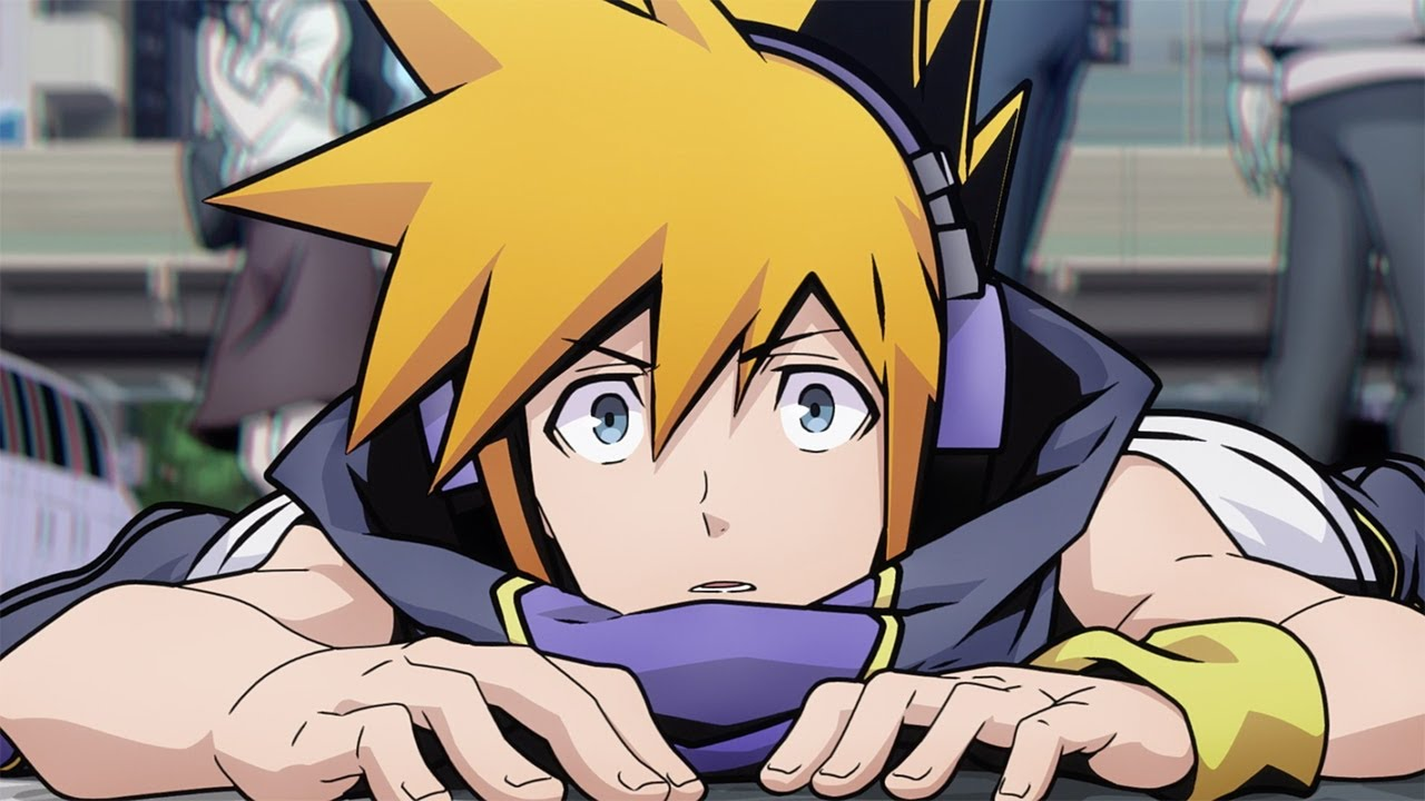 The World Ends With You – The Animation: nuovo trailer