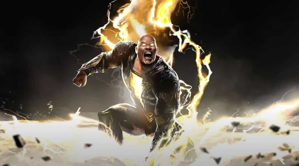 Black Adam: The Rock con il nuovo script