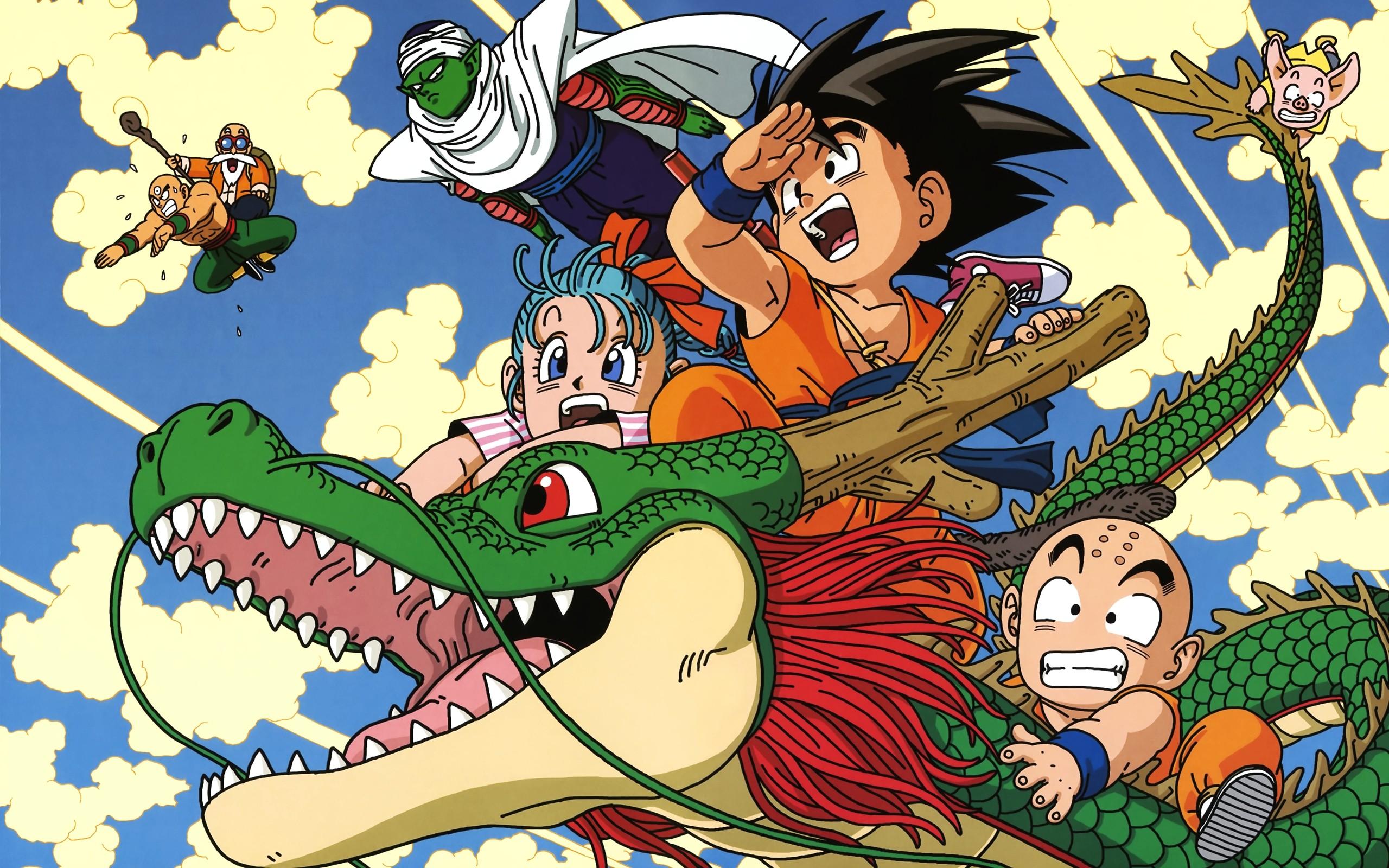 Dragon Ball: finalmente arriva il sito ufficiale