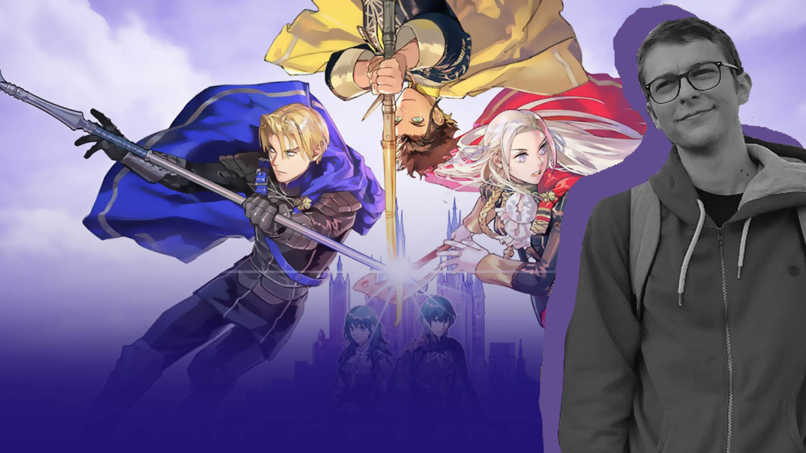 Fire Emblem Three Houses recensione