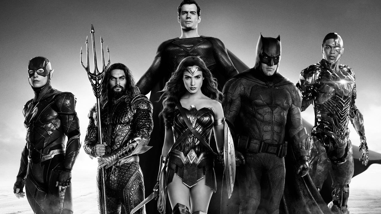 Zack Snyder's Justice League: la recensione