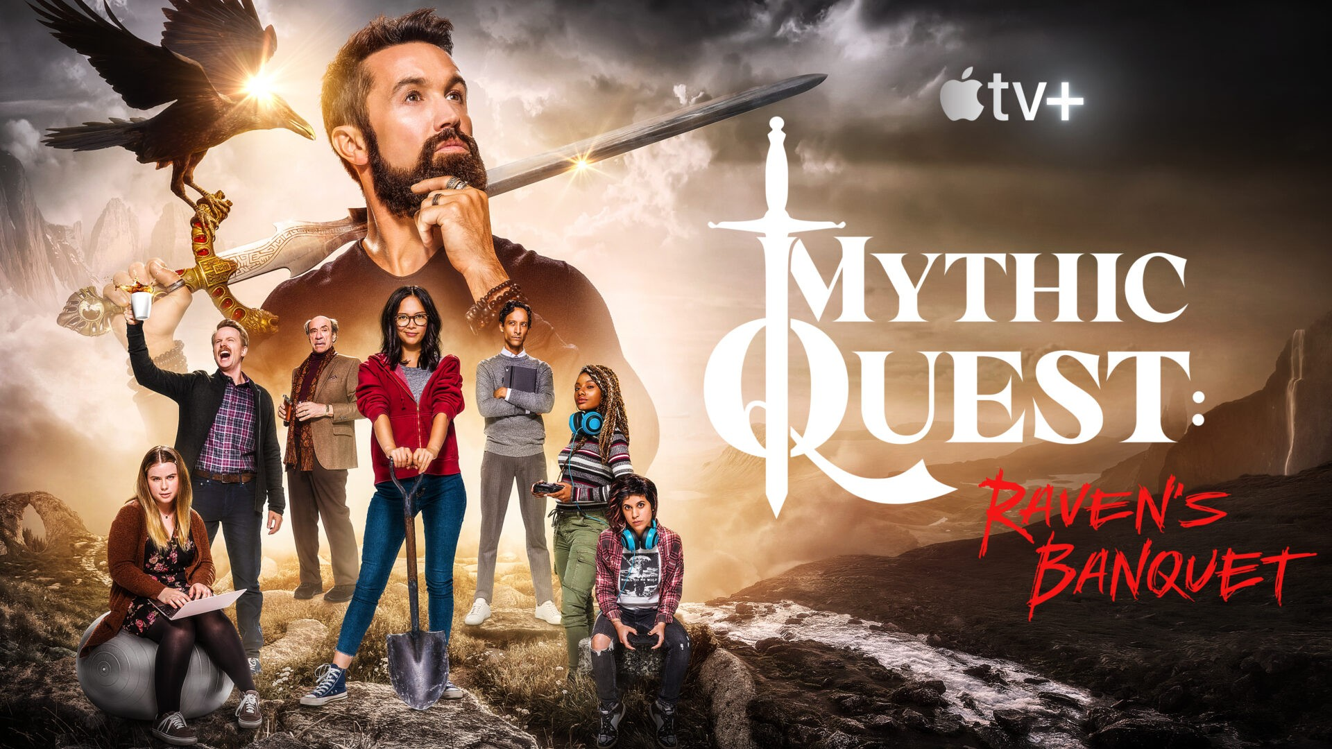 Apple_TV_Mythic_Quest_key_art