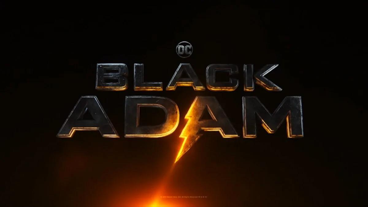 Black Adam: iniziano le riprese del film