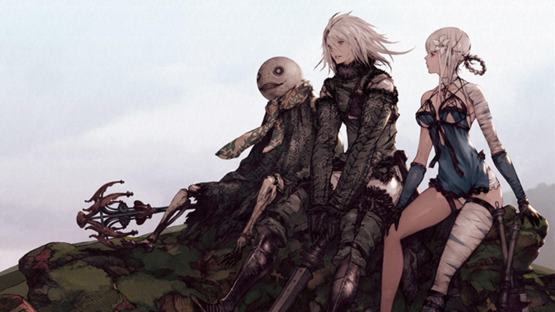 NieR Replicant v.1.22: trailer del gameplay