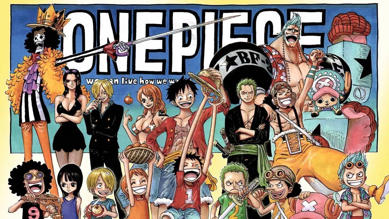 One Piece: in un video Oda crea una pagina a colori