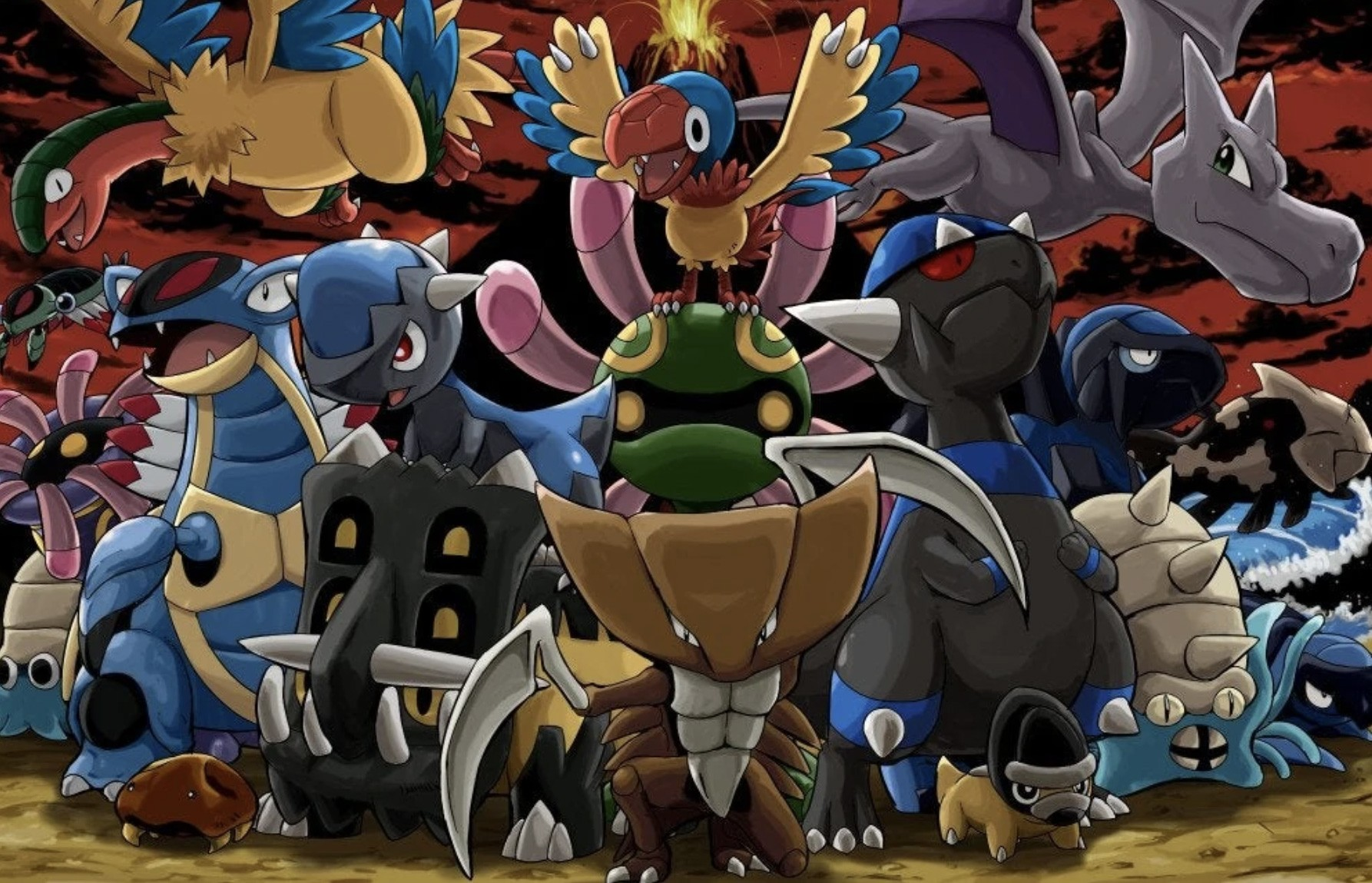 A Tokyo ci sarà una mostra di fossili Pokémon