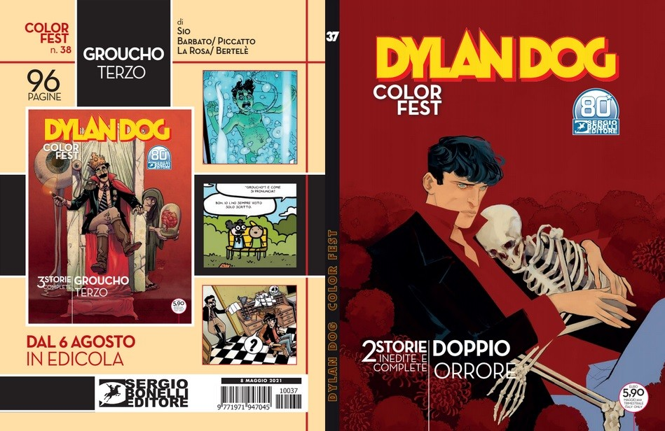 Dylan Dog Color Fest 37