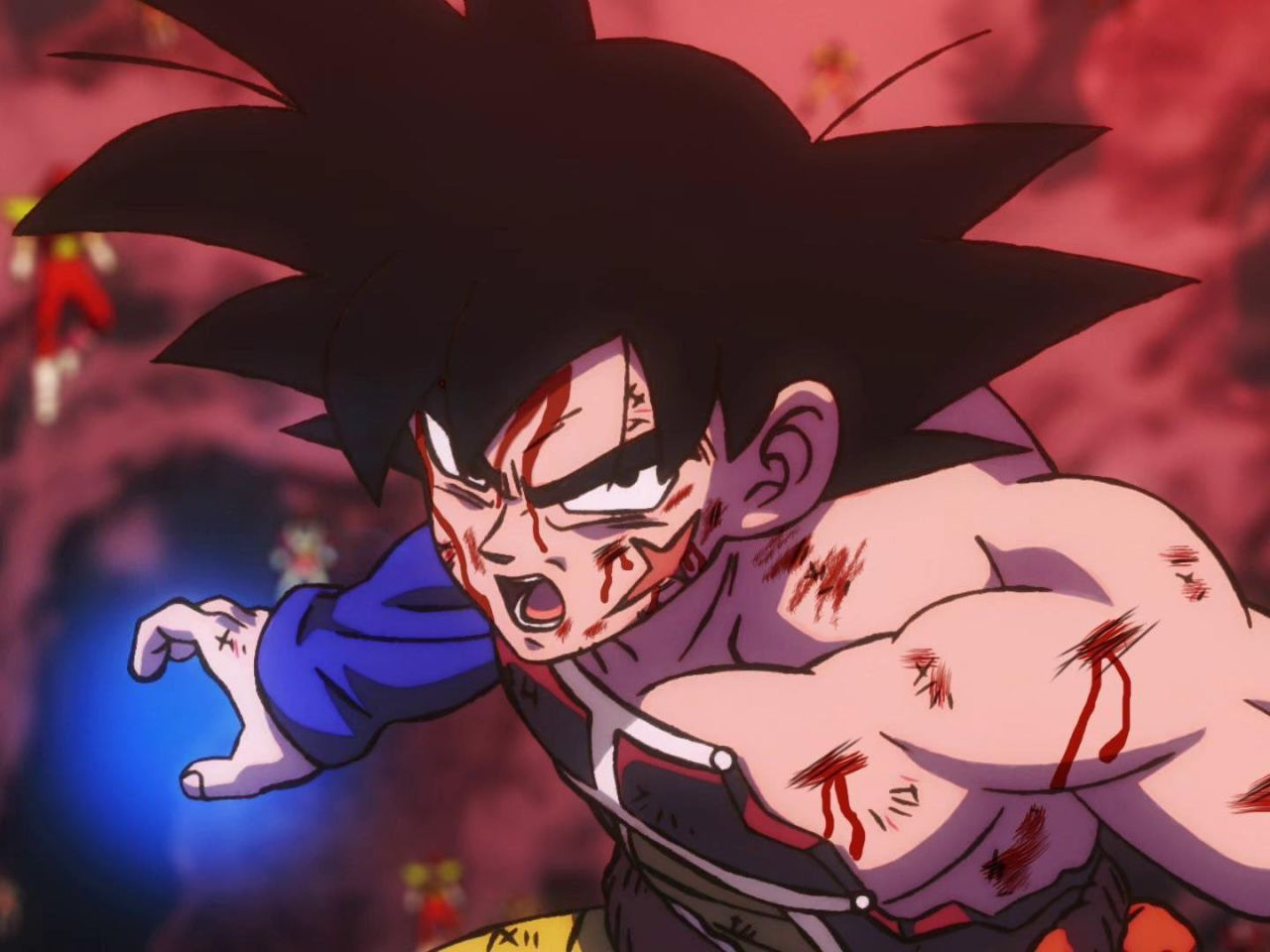 Dragon Ball: ecco il design originale di Bardack, il padre di Goku