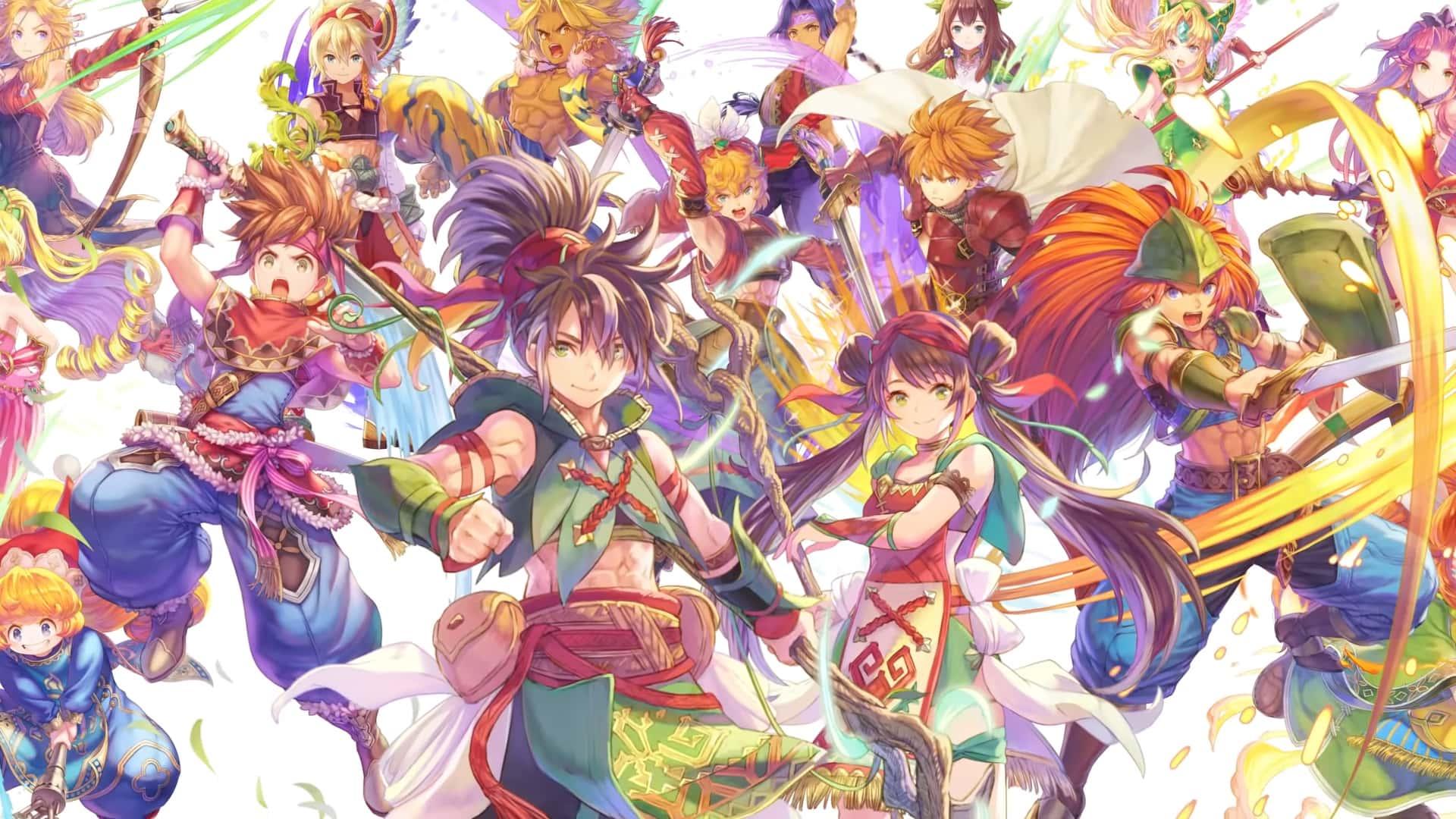 Mana: la serie di Square Enix festeggia il suo anniversario con tante novità