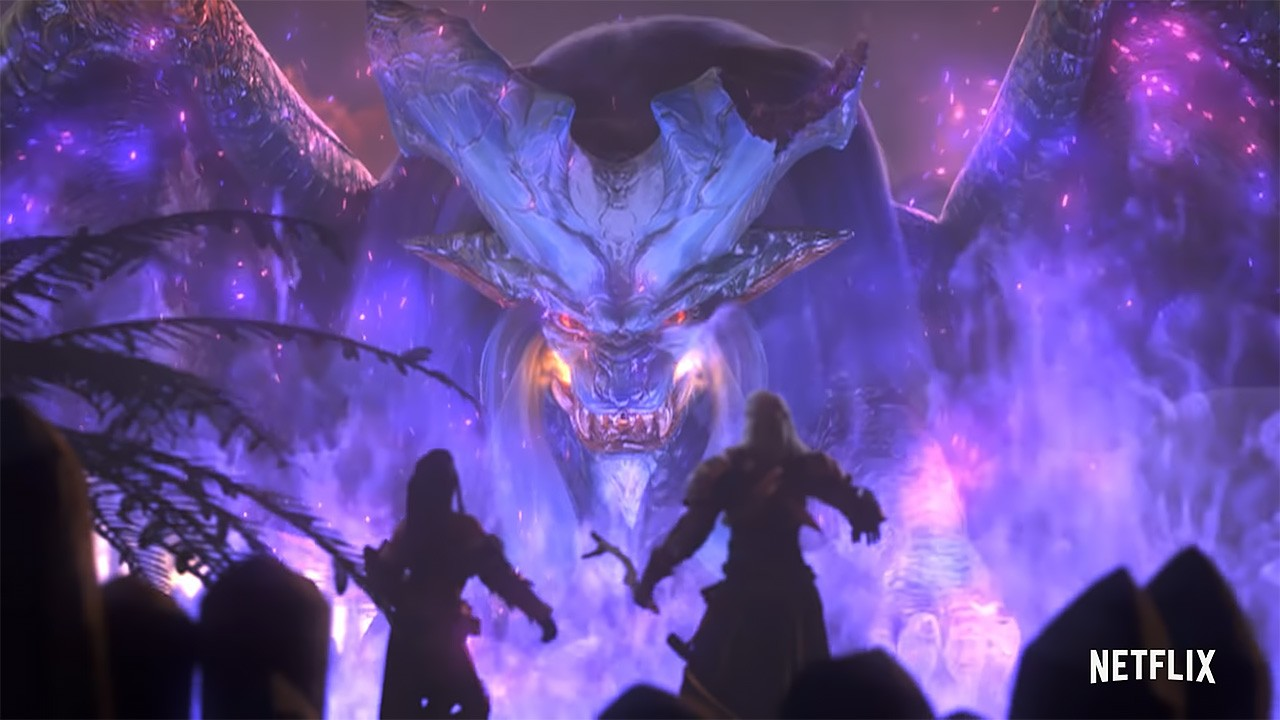 Monster Hunter: Legends of the Guild, trailer italiano