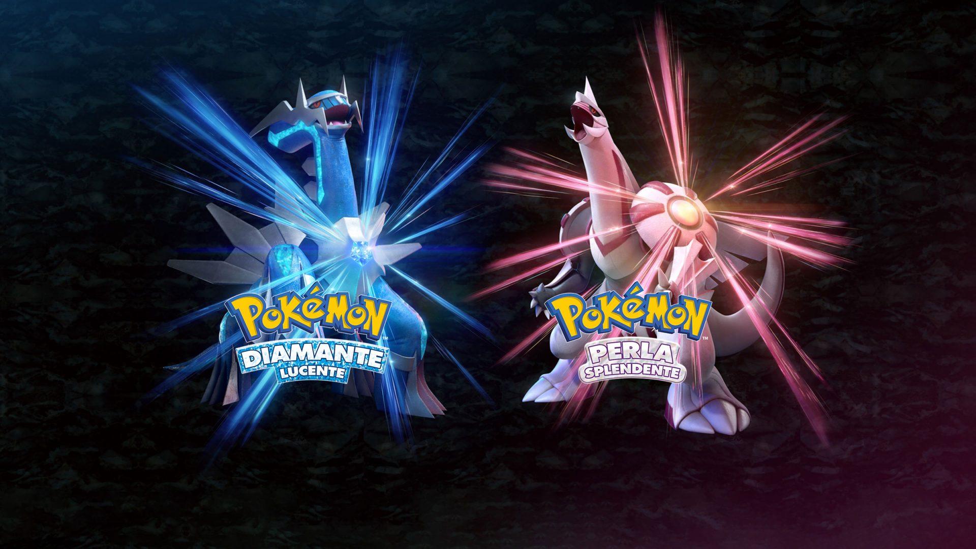 Pokémon Diamante Lucente e Perla Splendente in un nuovo trailer