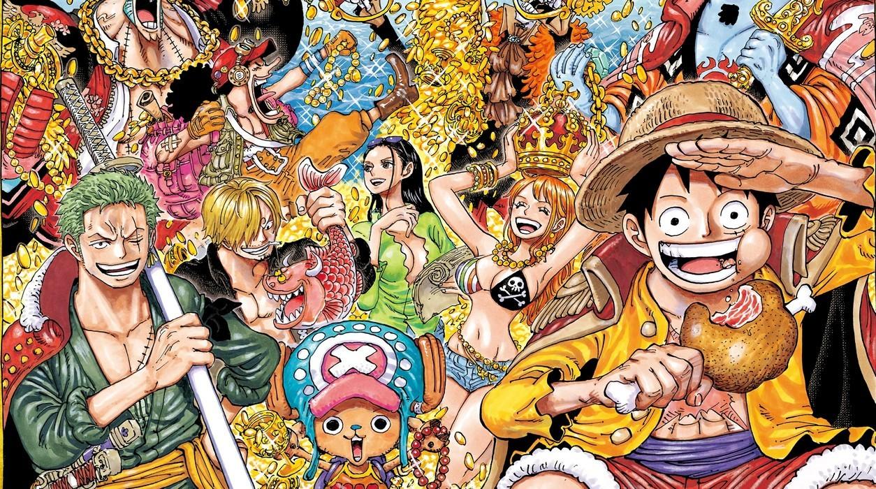 One Piece: la fine si avvicina, un messaggio di Oda lo conferma