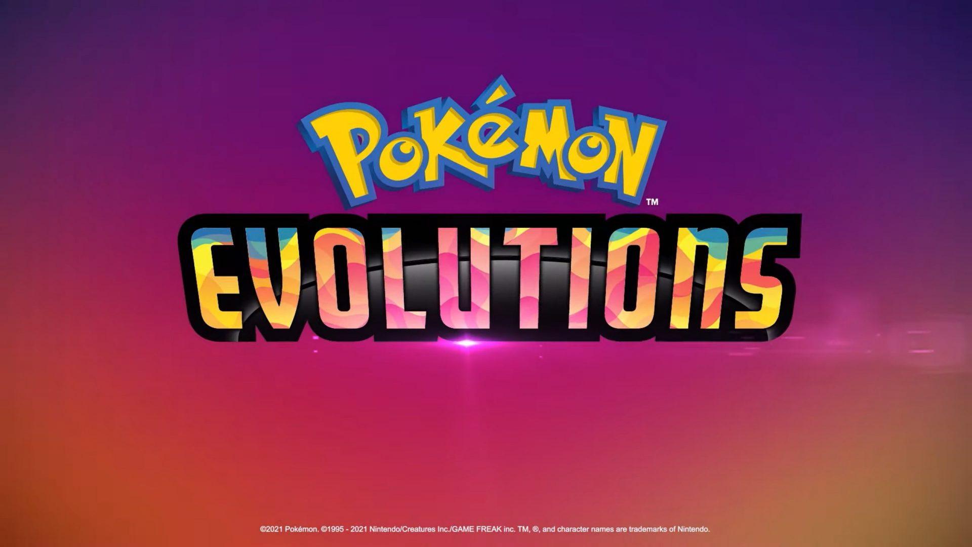 Pokémon Evolutions è la nuova serie animata esclusivamente online