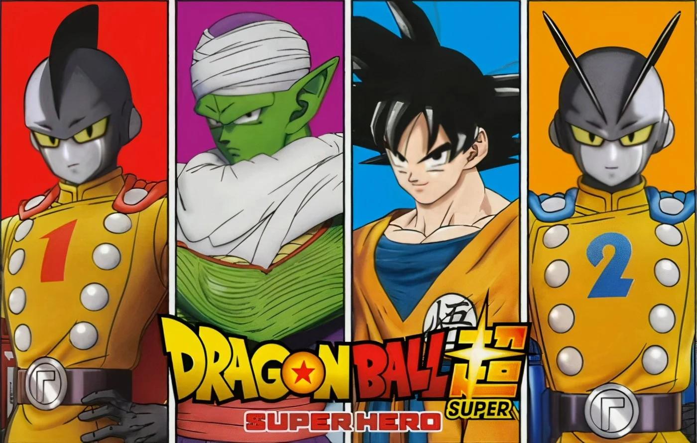 Dragon Ball Super: Super Hero primo trailer ufficiale