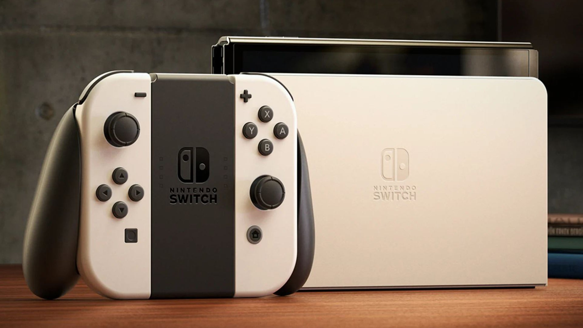 Nintendo Switch OLED: unboxing ufficiale della console